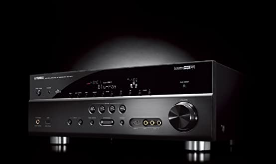 71QoIP VT8L._SX554_ amazon com yamaha rx v671 7 1 channel network av receiver home  at bayanpartner.co