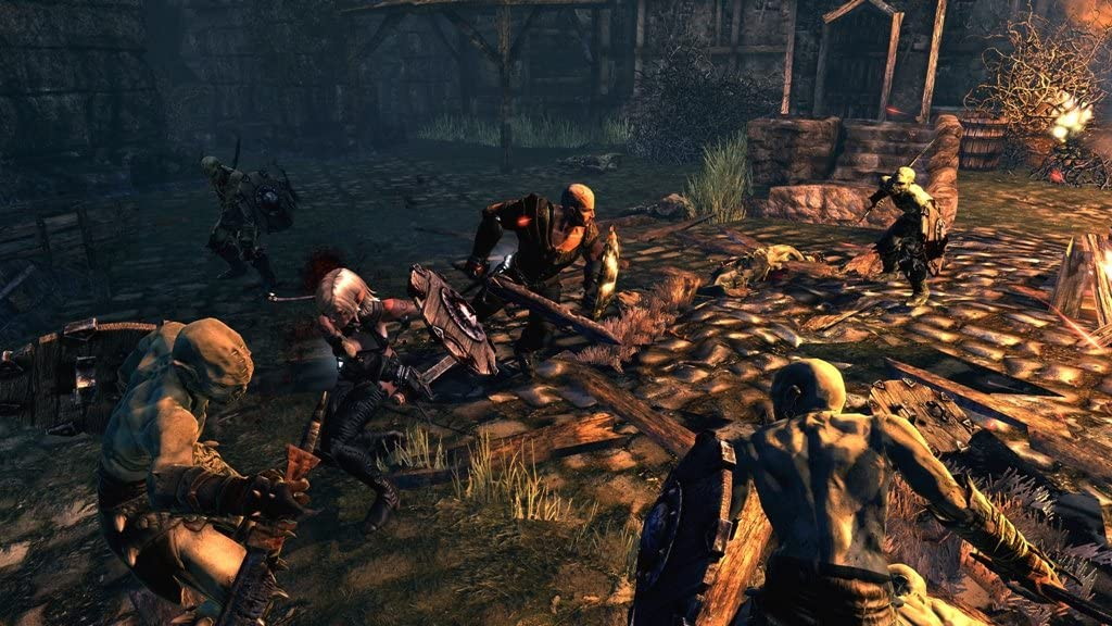 Amazon com: Hunted: The Demon's Forge - Playstation 3: Video