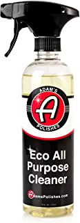 product image for Adam's ECO All Purpose Cleaner - Industrial Strength, Concentrated Formula Can be Diluted Down - Tough on Dirt but Easy on Your Car, You, and The Environment (16 oz)