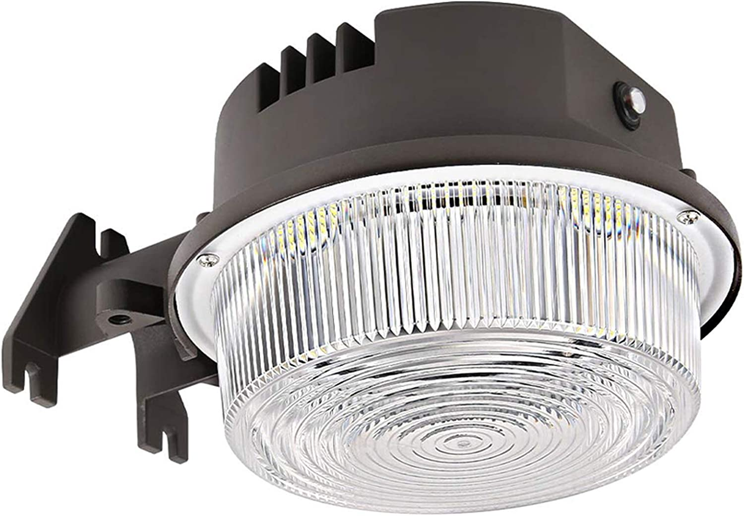 SZGMJIA LED Barn Light 50W, SZGMJIA 6500lm Dusk to Dawn Yard Lighting with Photocell,CREE LED 5000K Daylight, 300W MH/HPS Replacement, IP65 Waterproof for Outdoor Security/Area Light