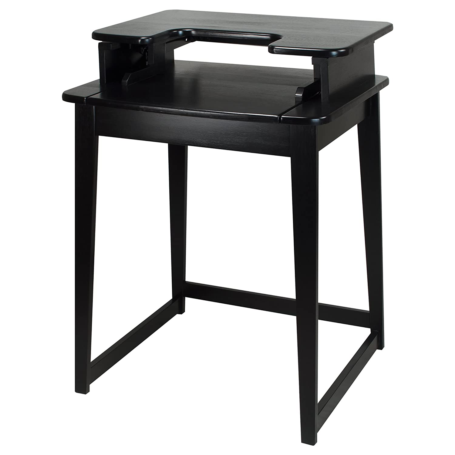 Amazon Casual Home FREESTYLE Stand Up Desk with Leg Kitchen