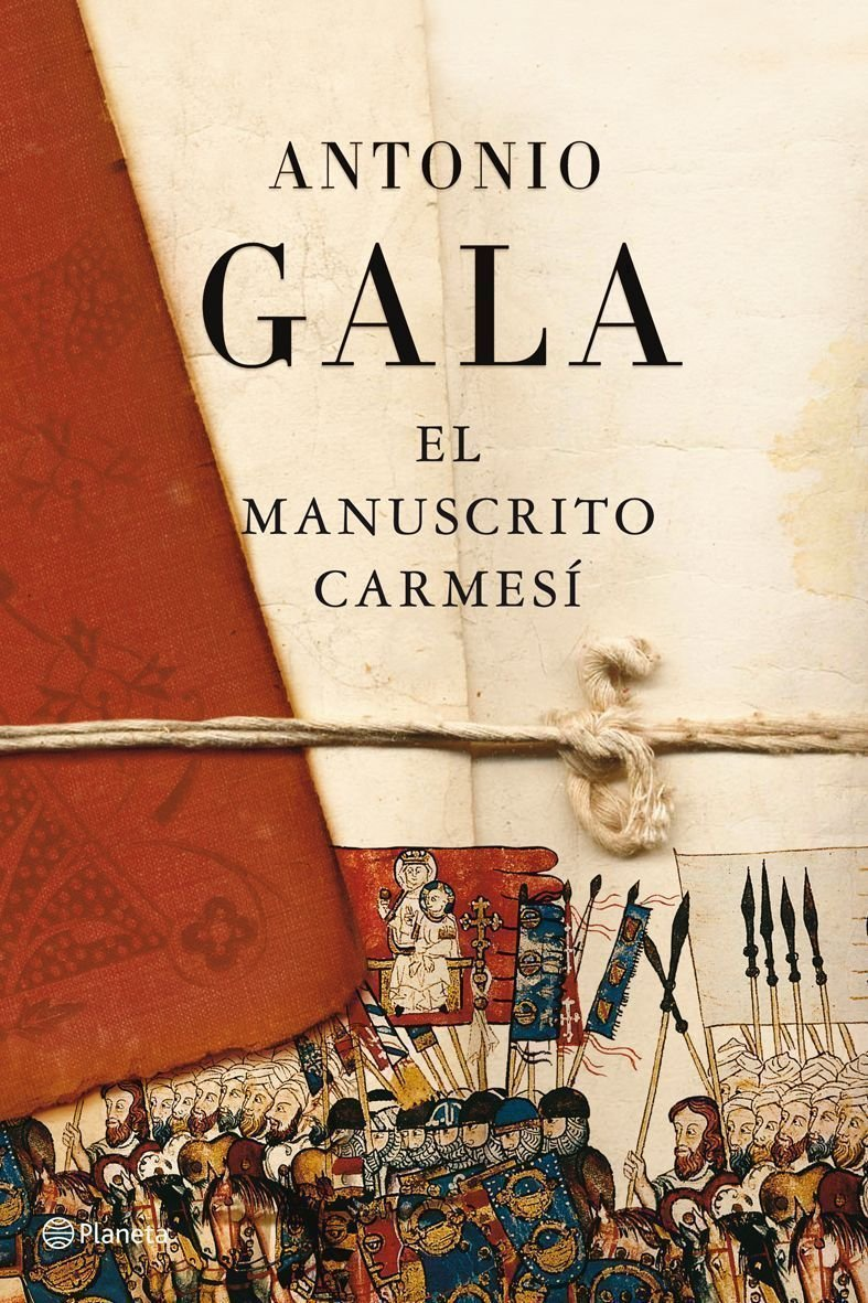 El manuscrito carmesí (Volumen independiente): Amazon.es ...