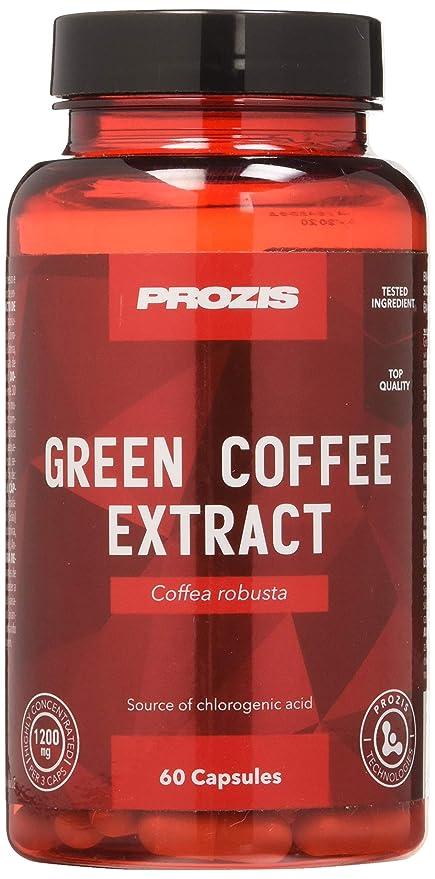 capsule di caffè verde mg