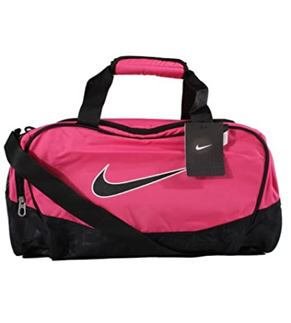 6ee3003c5f Image Unavailable. Image not available for. Color  NIKE Brasilia 5 Medium  Duffle Grip Bag