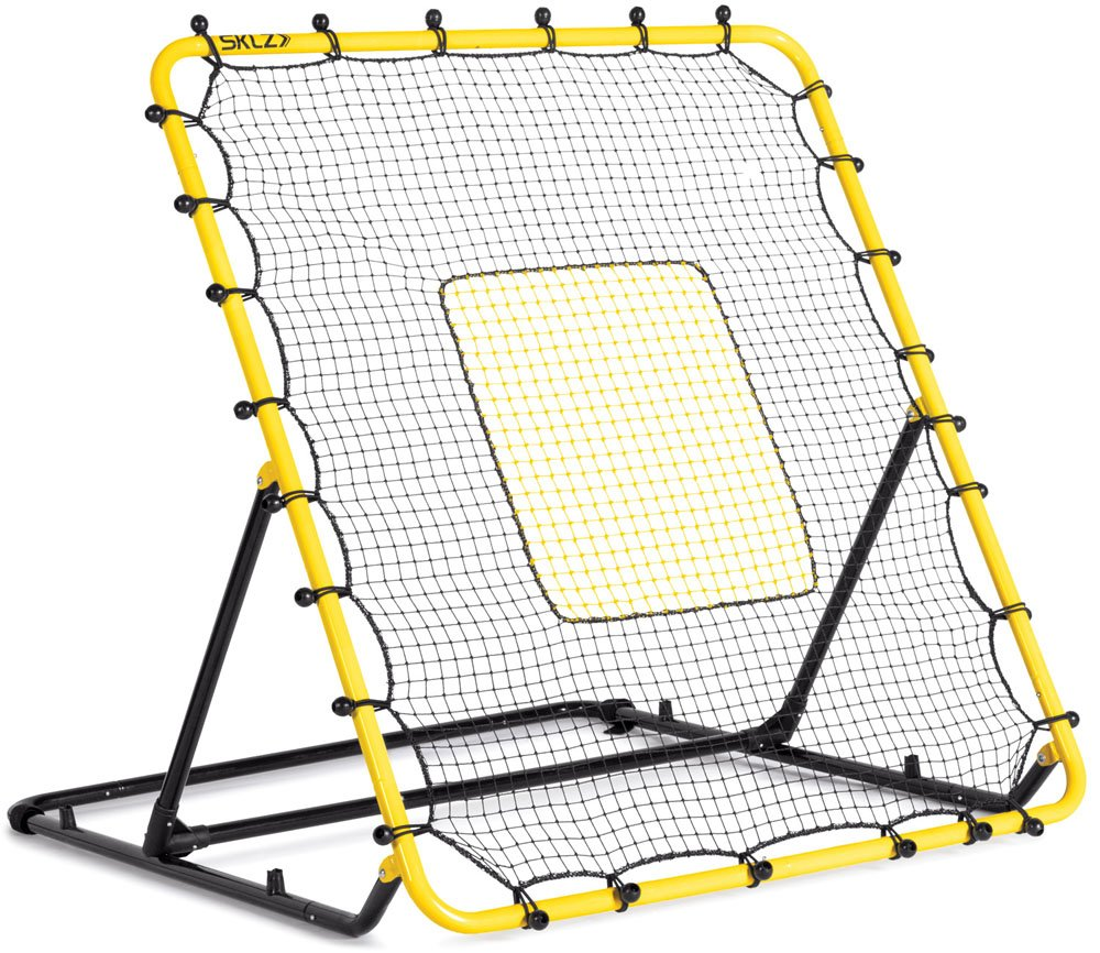 SKLZ Baseball and Softball Rebounder Net for Pitching and Fielding Training, 4 x 4.5 feet by SKLZ