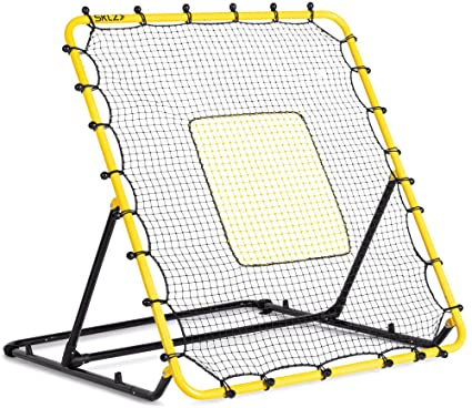 check out c7356 149bb Amazon.com   SKLZ Baseball and Softball Rebounder Net for Pitching and  Fielding Training, 4 x 4.5 feet   Sports   Outdoors