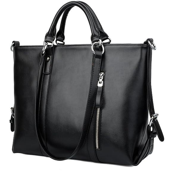 laptoptasche leder damen perfekter look bester schutz. Black Bedroom Furniture Sets. Home Design Ideas