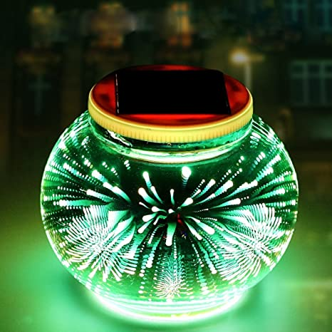 Led Lamps Solar Patio Lights Changing Colors Led Decorative Table Night Light Lamp Lights & Lighting
