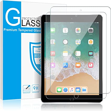 "2pack iPad 9.7/"" iPad Air 2 Screen Protector iPad Air Tempered Glass US Stock"