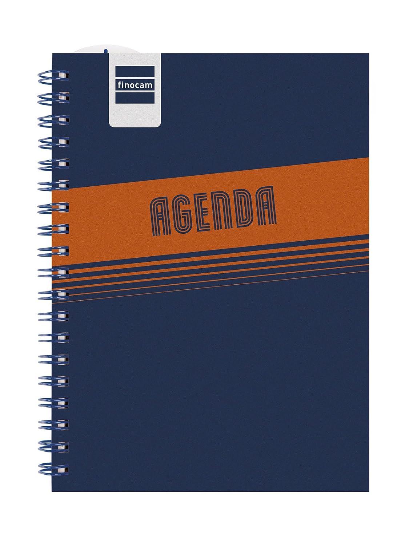 Finocam Mini Institut - Agenda 2018-2019 1 día página gallego, 120 x 169 mm, auriculares