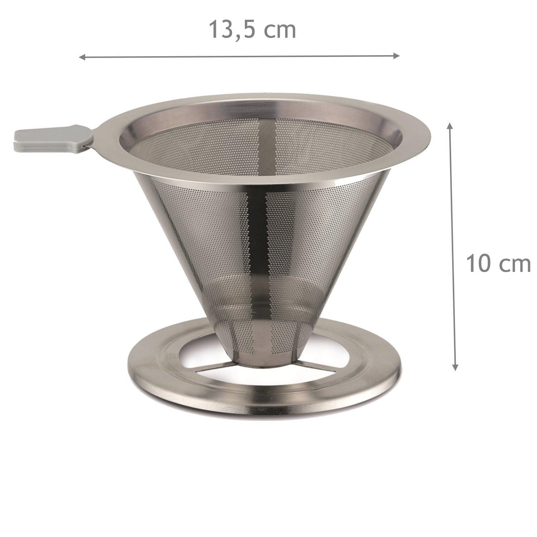 Kerafactum útil filtro permanente filtro Filtro de café accesorio ...