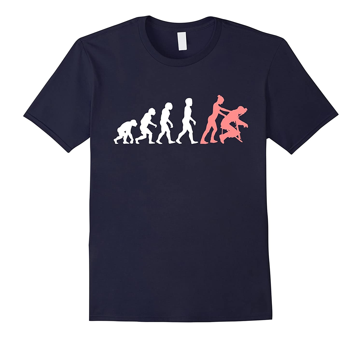 Evolution Of Massage Therapist T-shirt Massage Therapy-TD