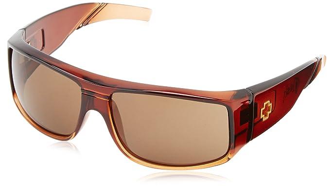 c1457558a0 Amazon.com  Spy Optic Clash Wrap Sunglasses