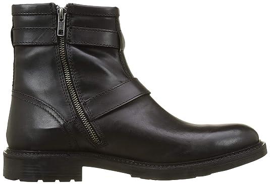 09f67be7e56 Base London Ortiz, Men's Biker Boots