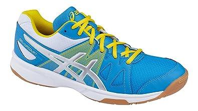 e230878ebc ASICS Men's Gel-Upcourt Blue Badminton Shoes - 11 UK/India (46.5 EU ...