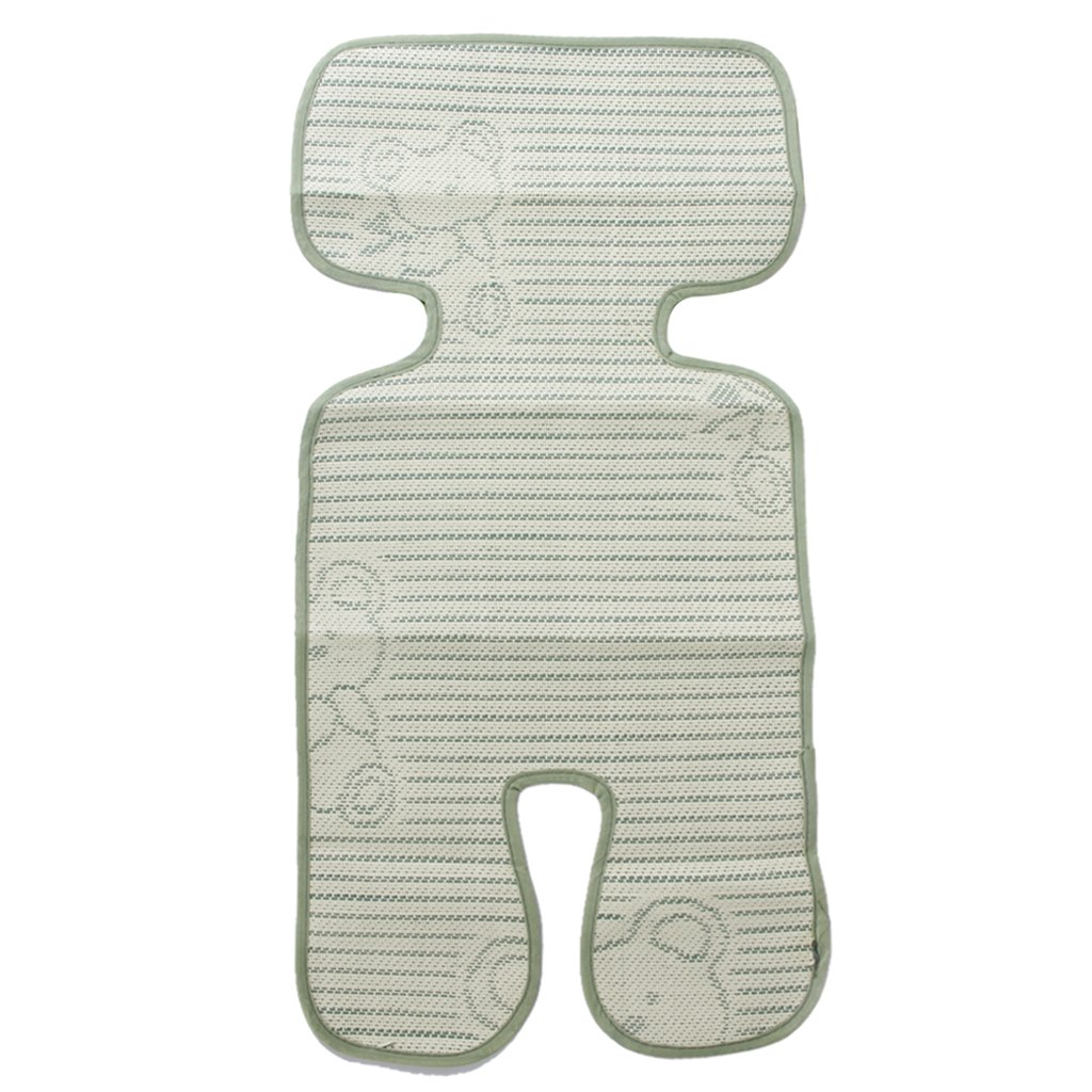 Cool Mat Straw Mat for Stroller Baby Carriage Pram Generic
