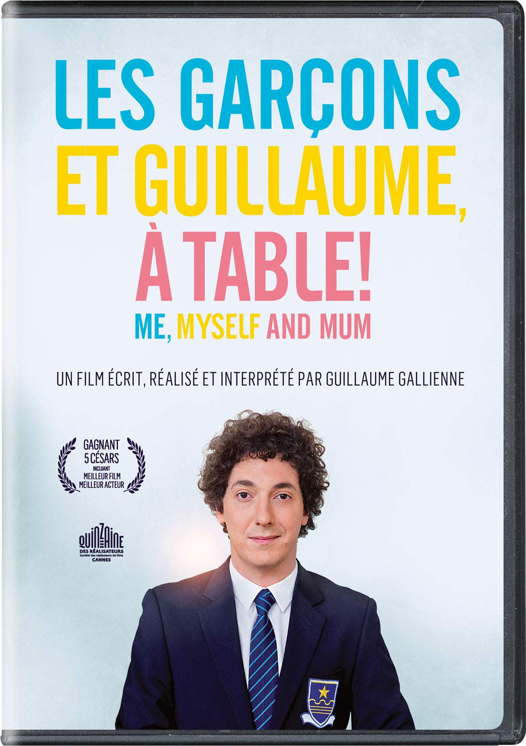 Amazon.com: Me, Myself and Mum / Les Garçons Et Guillaume, à Table
