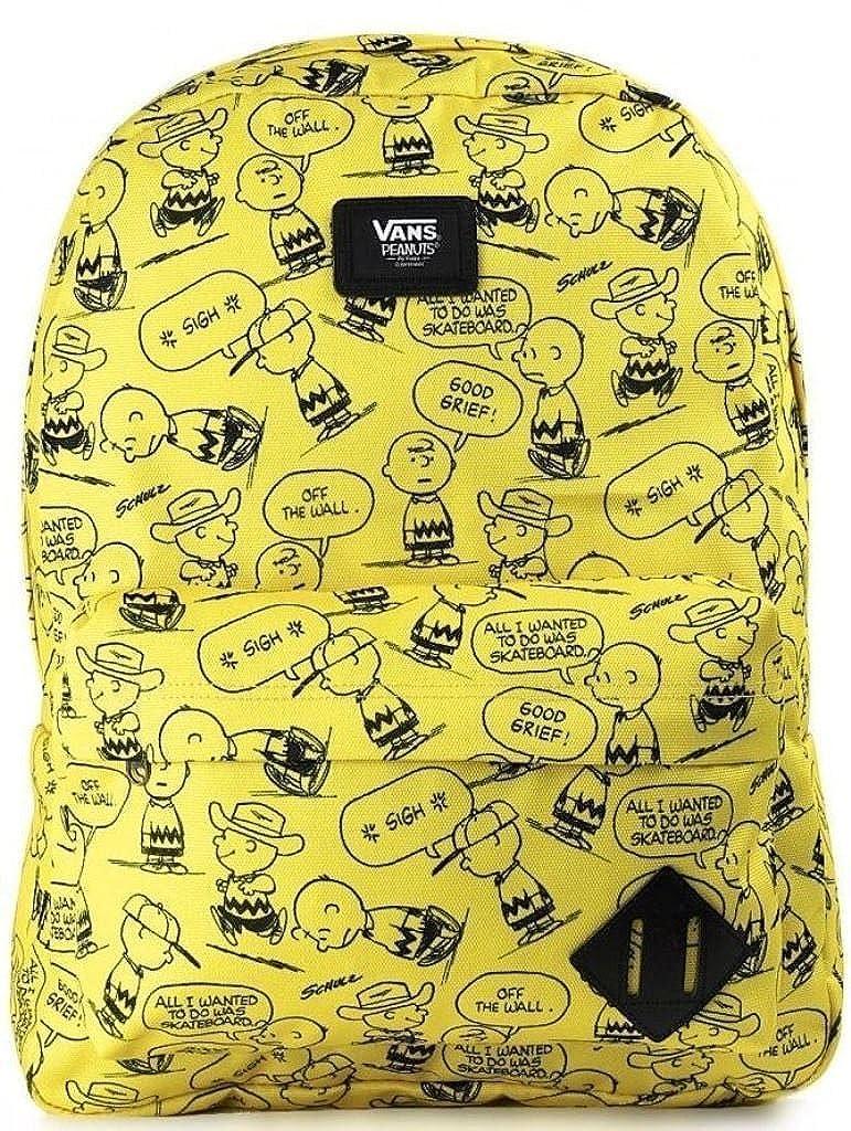 0b4de022d4c  Vans X Peanuts Old Skool II Charlie Brown Bag Backpack  Amazon.co.uk   Shoes   Bags
