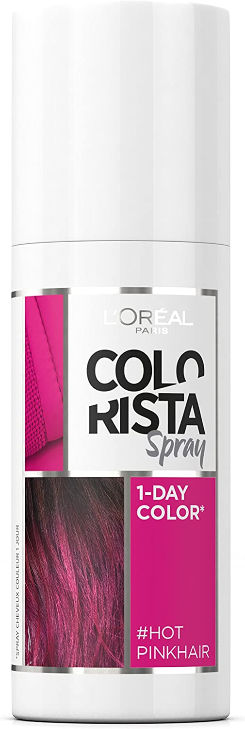 L'Oréal Paris Colorista Coloración Temporal Colorista Spray - Hot Pink Hair