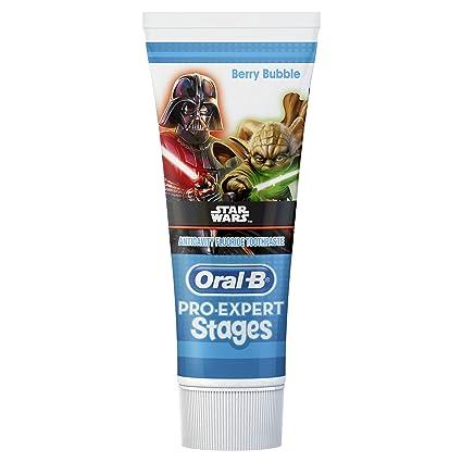 Oral-B Stages Power - Cepillo de dientes eléctrico recargable para niños: Amazon.es: Salud y cuidado personal