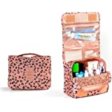 Pixnorョ Pixnor Portable Waterproof Hanging Wash Bag Toiletry Bag Travel Cosmetic Bag Pouch Organizer