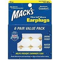 Protetor Auricular Mack's Pillowsoft 6 Pares