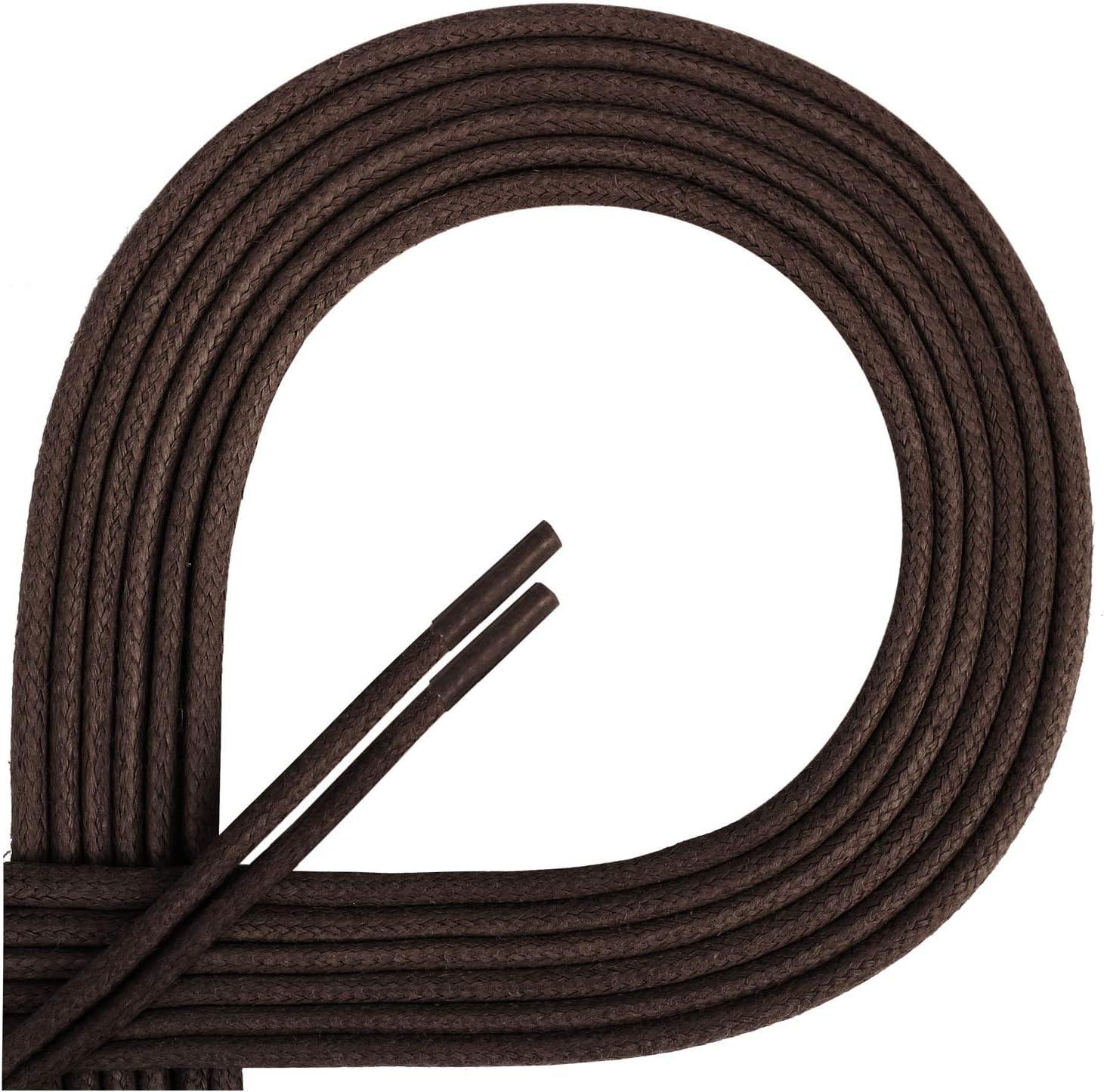 Di Ficchiano Lacets cir/é ronds premium /Ø 2 3/mm longueur 45 ind/échirable 120/cm