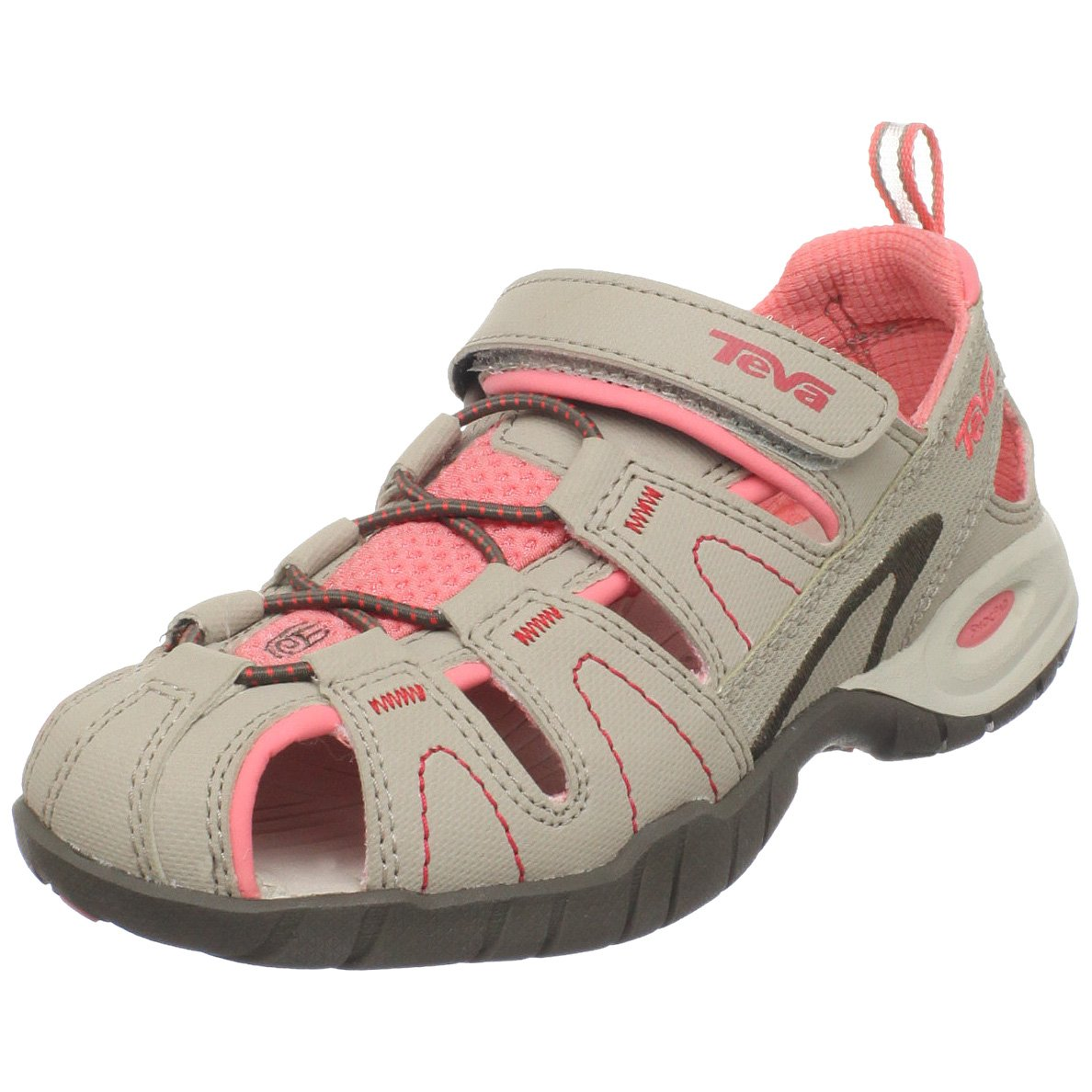 09b444bdf5dd Teva Dozer 3 Closed Toe Sandal (Toddler Little Kid Big Kid)