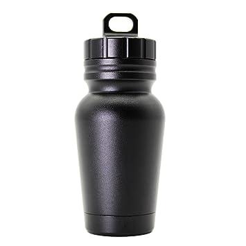 Amazon.com: ppfish grado militar botella de pastillero ...