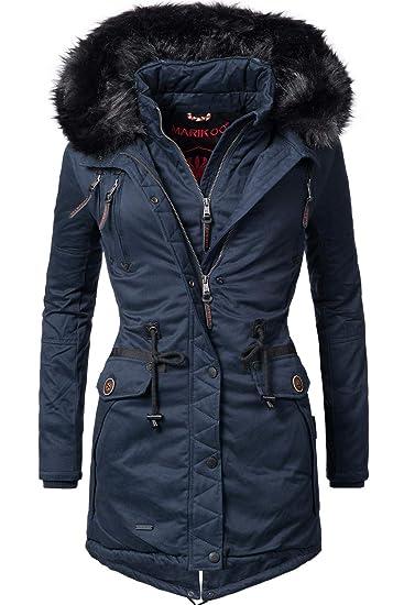 0835f423 Marikoo Rose Ladies' Winter Coat Winter Parka 8 Colors XS-XXL ...