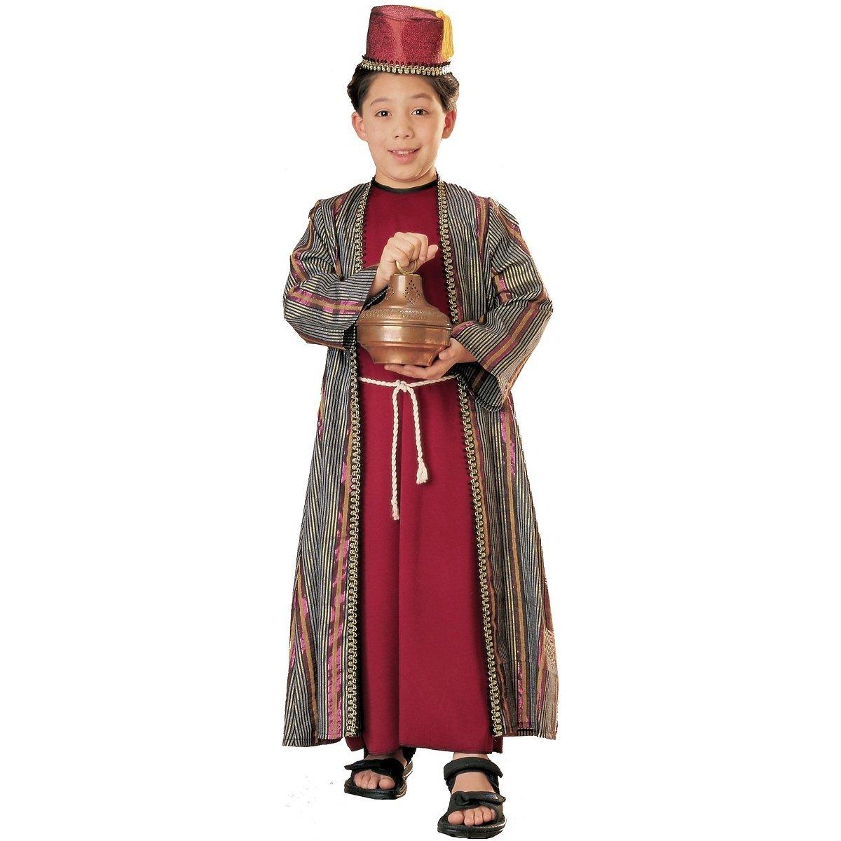 Amazon.com: Tres Reyes Magos Costume – Large: Toys & Games