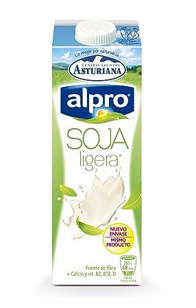 Leche de soja supermercado