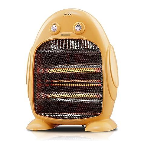 800 W Lindo Calentador Pequeño Hogar Ahorro de Energía Mudo Oficina Estudiante de Secado Cálido Estufa