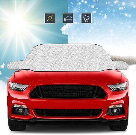 Rocontrip Auto Windschutzscheibe Frostschutz Windschutzscheibe Cover Protector Wasserdicht Anti Frost Schnee Sonnenschutz 93 41 Auto