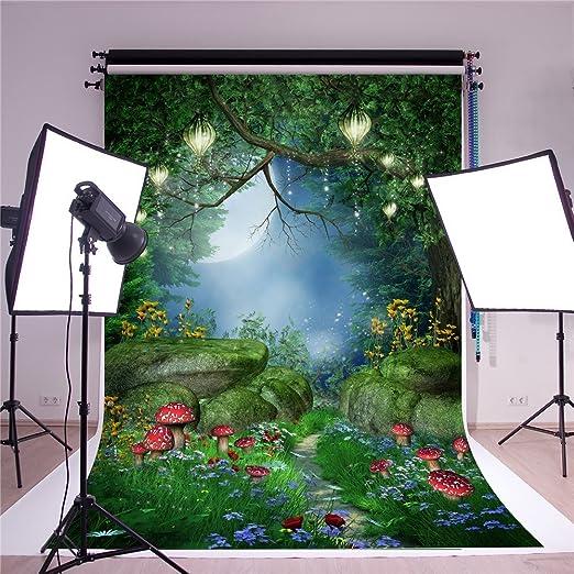 Kate 5x7ft Fairytale Fotografie Hintergründe Traumhafte Kamera