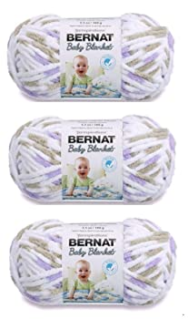 Bernat Bulk Buy Baby Blanket Yarn
