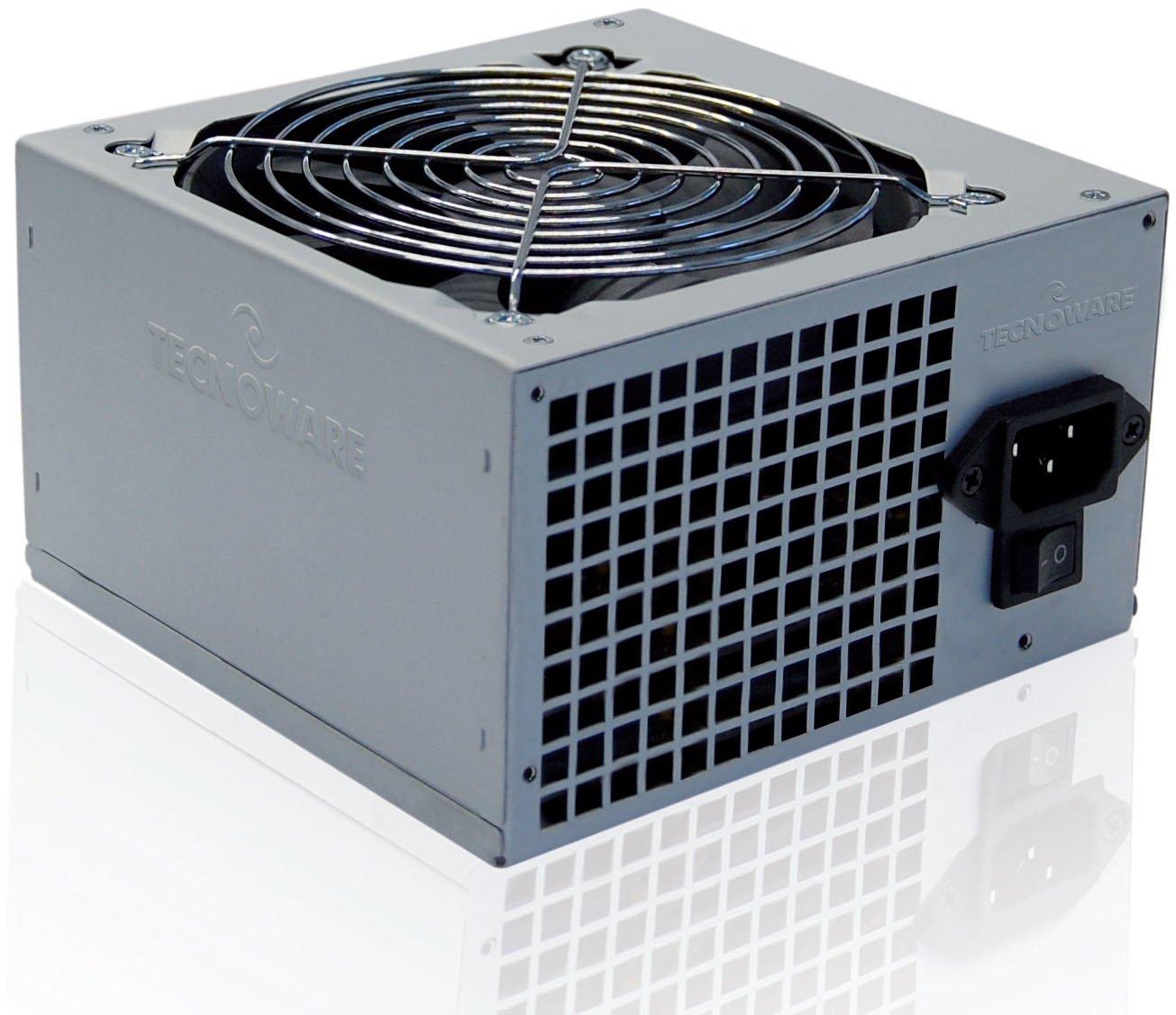 Tecnoware Free Silent Alimentatore per PC, 620 W, Grigio FAL625FS12 620W FreeSilent