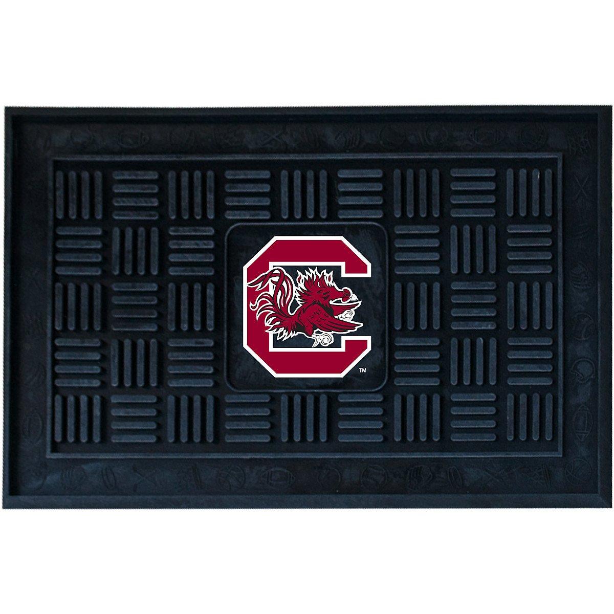 large 3 Fan Mats University of South Carolina Get a Grip//small 1.5