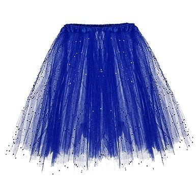 XNBZW faldas tutú para mujer y niña, para disfraz, despedida de ...