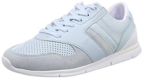Hilfiger Color Para Light Mujer Tommy Pop SneakerZapatillas K1JcTlF