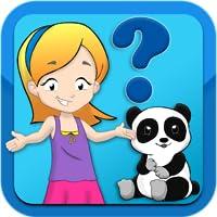 Les animaux - Je découvre et j'apprends à écrire - Jeu pour les enfants des 18 mois. Niveau : Maternelle CP - HD - FULL
