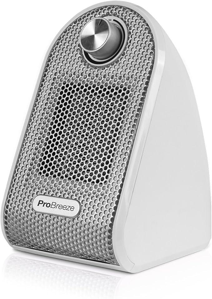 Piccolo elettro ambienti esterni per bagno con termostato /& Ventilatore Baby Fasciatoio