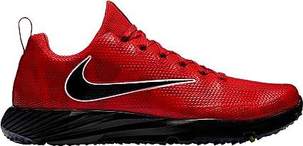 80c1e7b26766 Amazon.com  Nike Men s Vapor Speed Turf Ohio State Football Trainers ...