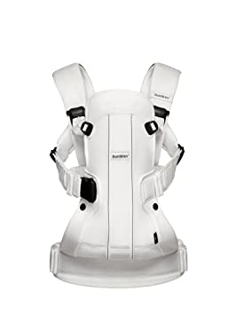 BABYBJÖRN We Air Porte-bébé Blanc/Mesh: Amazon.