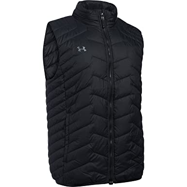 04158e77b Amazon.com: Under Armour Men's Team Reactor Full-Zip Vest: Clothing