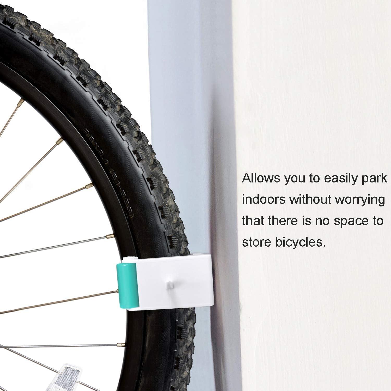 Carretera Hebilla de Estacionamiento para Bicicletas de Monta/ña Soporte Bici,Gancho Bicicleta Pared