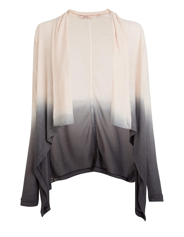 Jockey Damen Jacket Jack Modal Blazer Gemustert - Größe: XXL - Farbe: Rosa