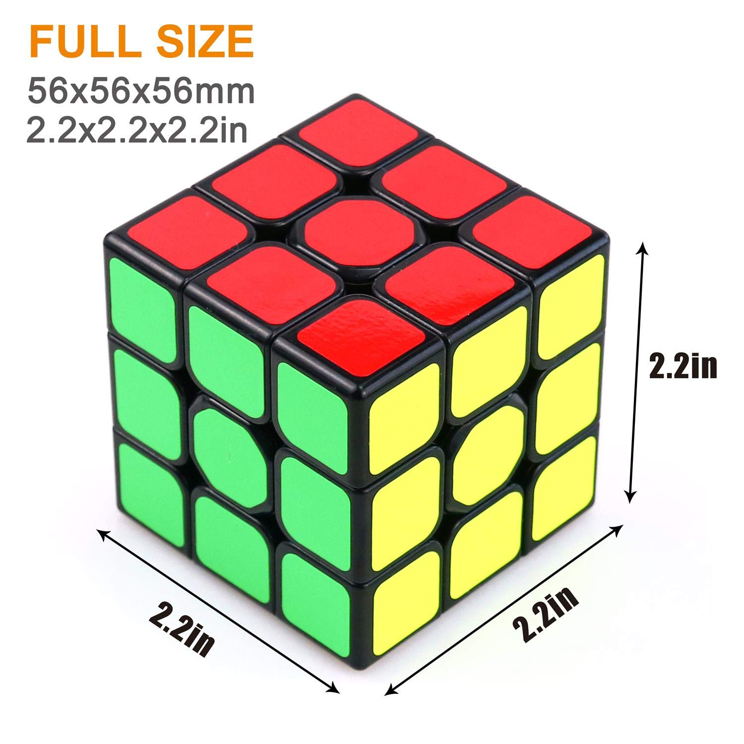 Party Puzzle Toy,12 Pack Mini Cubes Set Party Favors Cube Puzzle,Original Color 1.18 Puzzle Magic Cube Eco-friendly Safe Material with Vivid Colors,Party Puzzle Game for Boys Girls Kids Toddlers