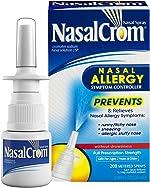 NasalCrom Nasal Spray Allergy Symptom Controller | 200 Sprays | .88