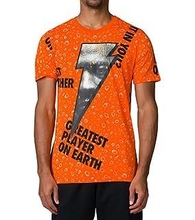 2877a8d3cd02 Jordan Men s Retro 1 Be Like Mike Gatorade T-Shirt XX-Large Orange Black